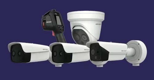 Câmeras Termográficas Hikvision